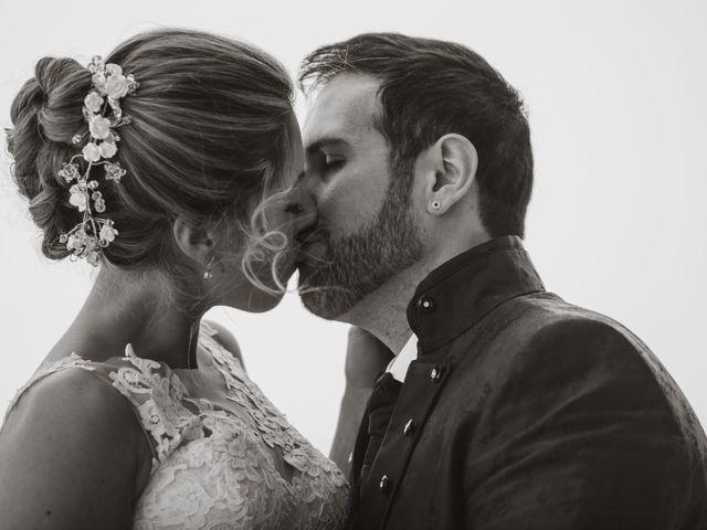 La boda de Javier y Aida en Sant Boi De Llobregat, Barcelona 74