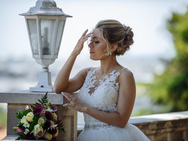 La boda de Javier y Aida en Sant Boi De Llobregat, Barcelona 2