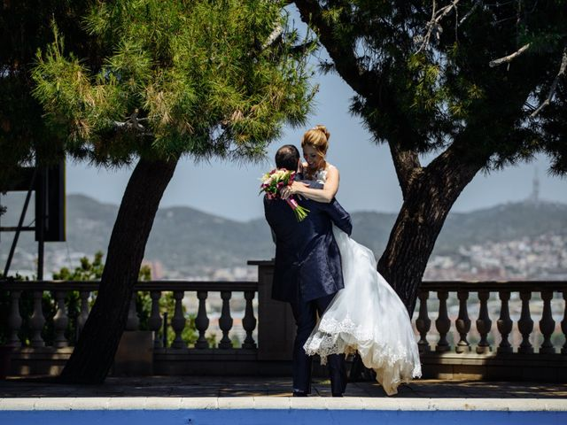 La boda de Javier y Aida en Sant Boi De Llobregat, Barcelona 75