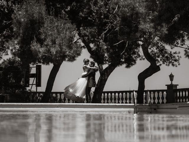 La boda de Javier y Aida en Sant Boi De Llobregat, Barcelona 76