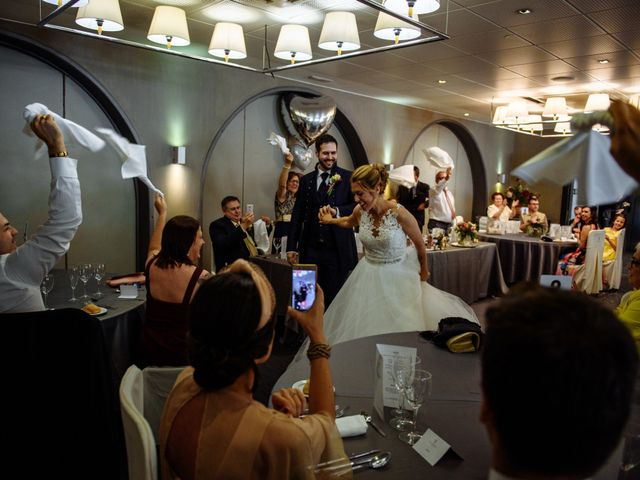 La boda de Javier y Aida en Sant Boi De Llobregat, Barcelona 80