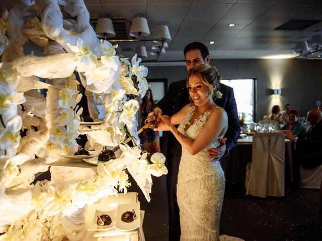 La boda de Javier y Aida en Sant Boi De Llobregat, Barcelona 84