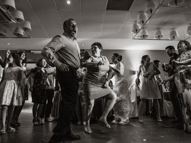 La boda de Javier y Aida en Sant Boi De Llobregat, Barcelona 93