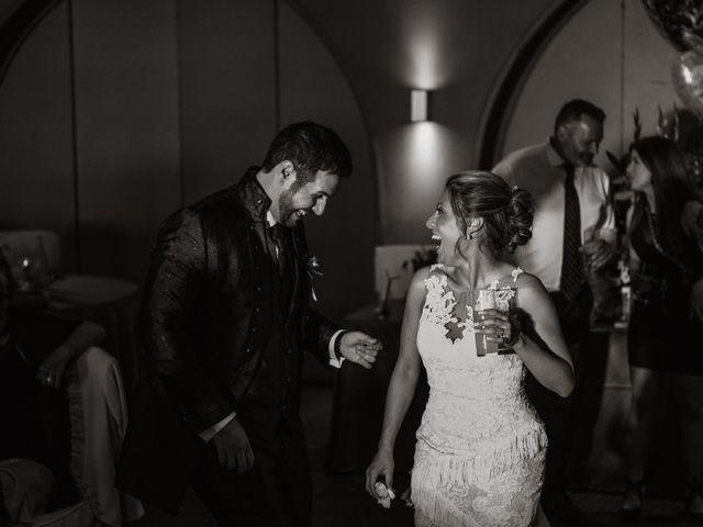 La boda de Javier y Aida en Sant Boi De Llobregat, Barcelona 100