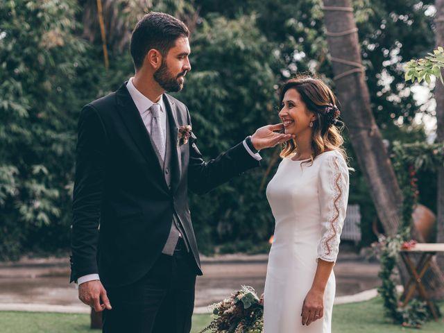 La boda de Jose y Cristina en La Alberca, Murcia 1