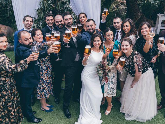 La boda de Jose y Cristina en La Alberca, Murcia 2