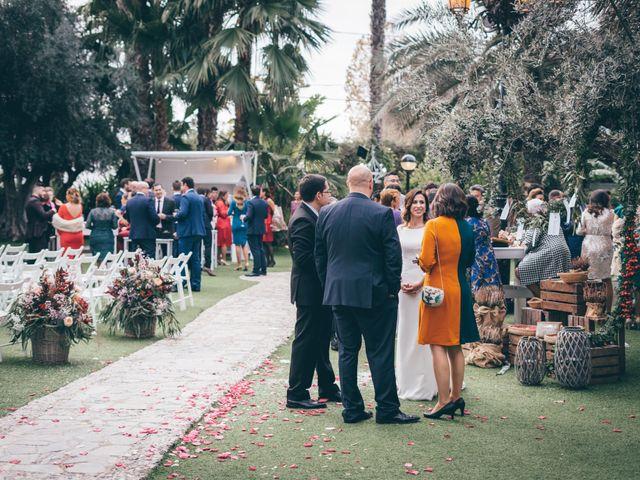 La boda de Jose y Cristina en La Alberca, Murcia 3