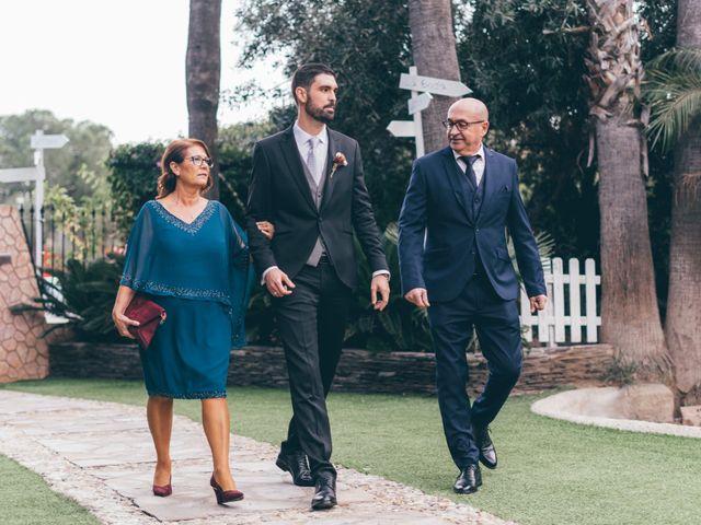 La boda de Jose y Cristina en La Alberca, Murcia 6