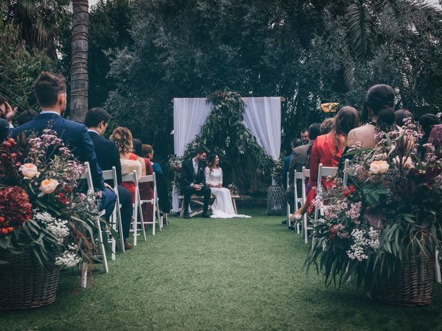 La boda de Jose y Cristina en La Alberca, Murcia 15
