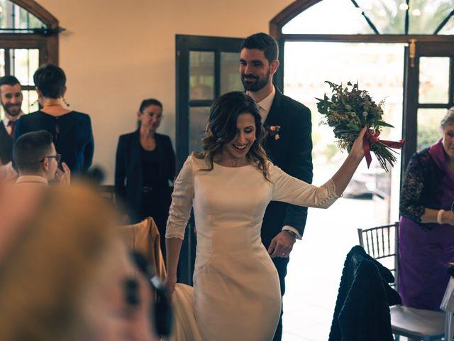 La boda de Jose y Cristina en La Alberca, Murcia 17