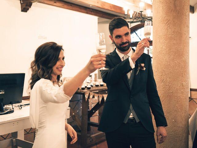 La boda de Jose y Cristina en La Alberca, Murcia 25