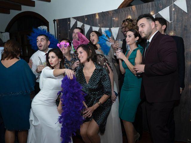 La boda de Jose y Cristina en La Alberca, Murcia 28