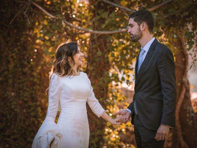 La boda de Jose y Cristina en La Alberca, Murcia 34
