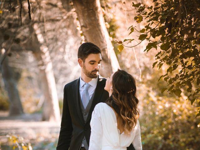 La boda de Jose y Cristina en La Alberca, Murcia 35