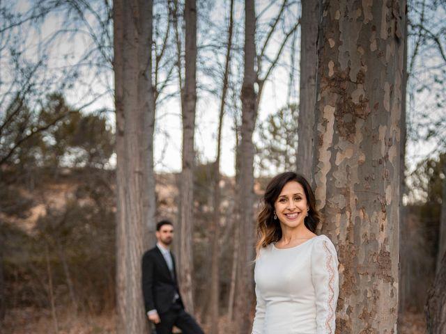 La boda de Jose y Cristina en La Alberca, Murcia 53