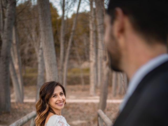 La boda de Jose y Cristina en La Alberca, Murcia 56