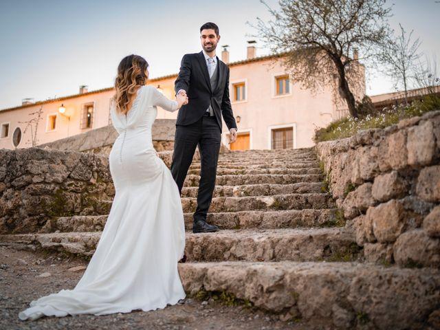 La boda de Jose y Cristina en La Alberca, Murcia 57