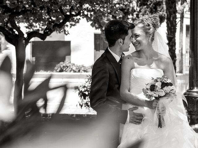 La boda de Luna y Ricardo