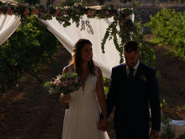 La boda de Arnau y Yaiza en El Vendrell, Tarragona 1