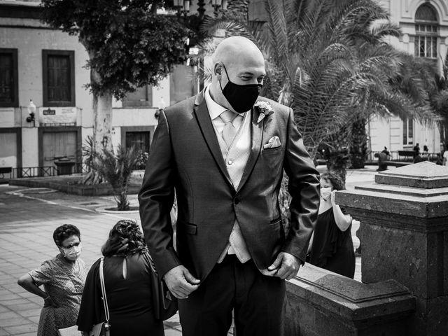 La boda de Adán y Patricia en Las Palmas De Gran Canaria, Las Palmas 16