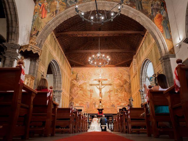 La boda de Adán y Patricia en Las Palmas De Gran Canaria, Las Palmas 20