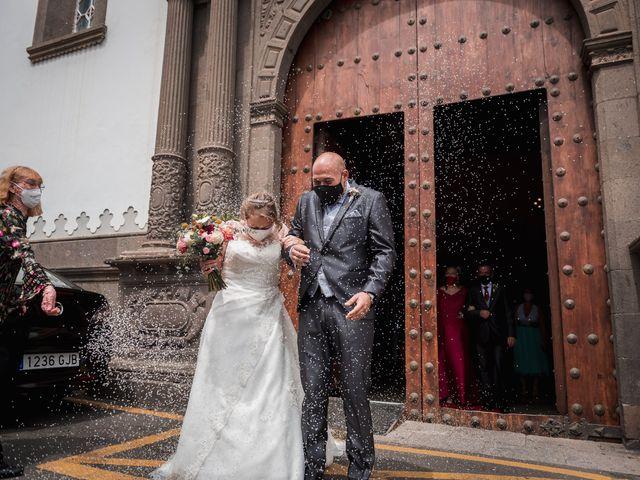 La boda de Adán y Patricia en Las Palmas De Gran Canaria, Las Palmas 26