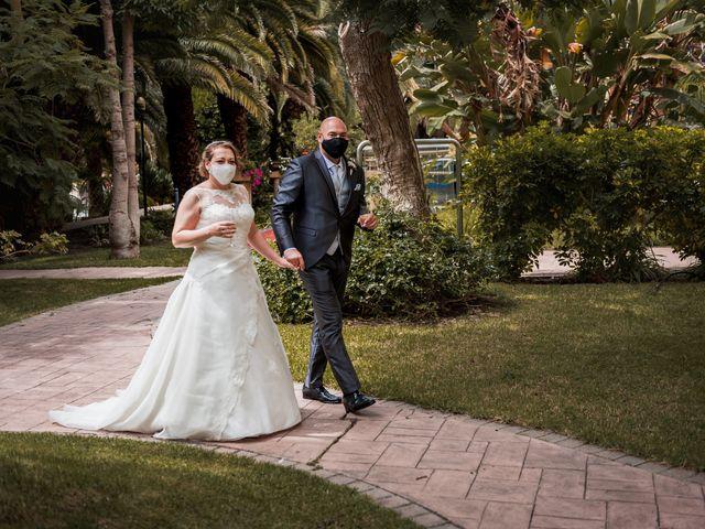 La boda de Adán y Patricia en Las Palmas De Gran Canaria, Las Palmas 27