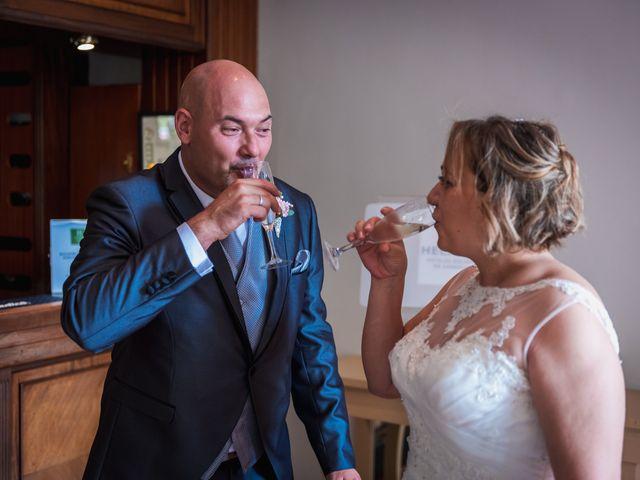 La boda de Patricia y Adán