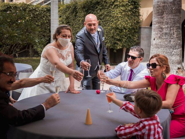 La boda de Adán y Patricia en Las Palmas De Gran Canaria, Las Palmas 35