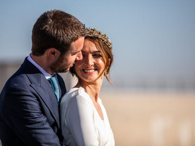 La boda de Clara y Gorka