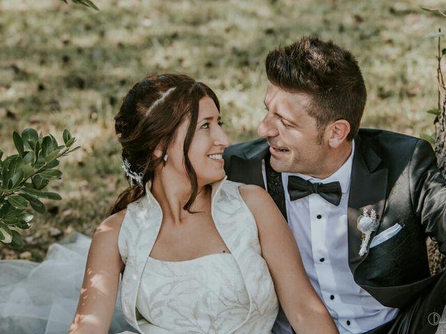 La boda de ziortza y daniel