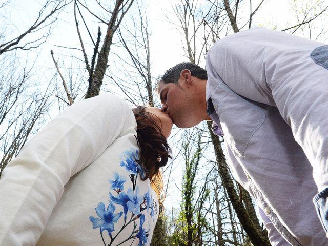 La boda de David y Marta en Valdastillas, Cáceres 3