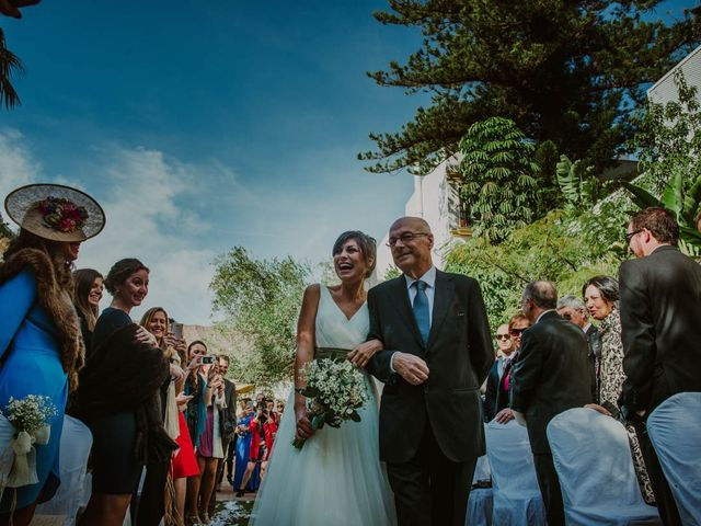 La boda de Juan y Alicia en El Puerto De Santa Maria, Cádiz 11