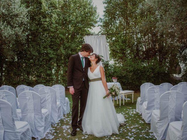 La boda de Alicia y Juan