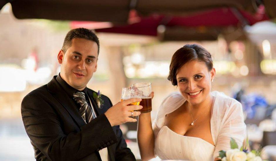 La boda de David y Natalia en León, León