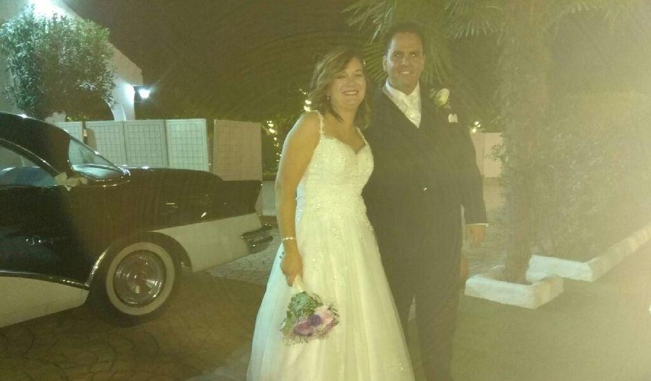 La boda de Bruno y Patri en La Algaba, Sevilla