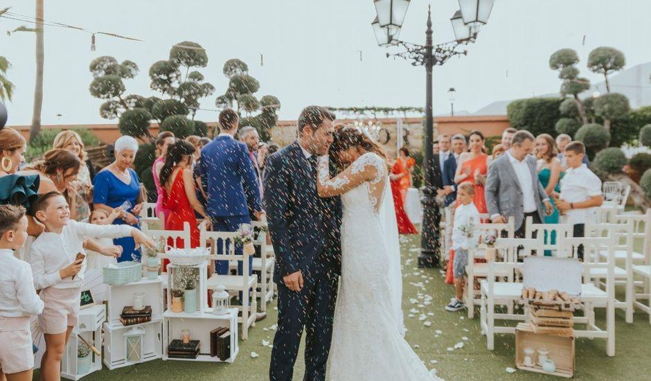 La boda de Julio  y Raquel en Granada, Granada