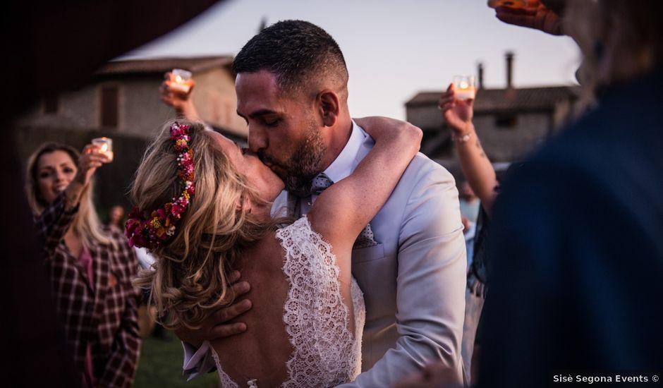 La boda de Raúl y Elisabeth en Moia, Barcelona