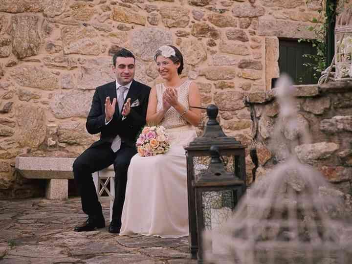 La boda de Rebeca y Juan