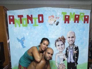 La boda de Antonio y Tamara 1