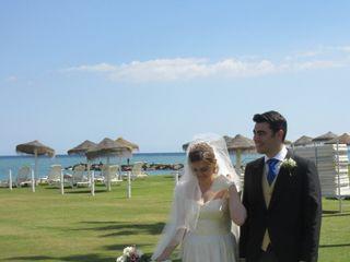 La boda de Pilar y Manuel 1