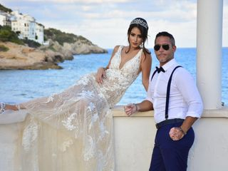 La boda de Eugenia y Christian