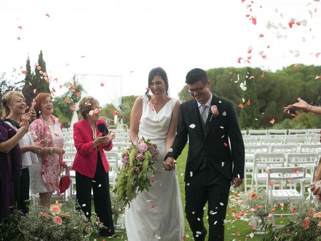 La boda de Cristina y Oriol