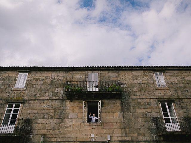 La boda de Juan y Rebeca en Raris, A Coruña 9