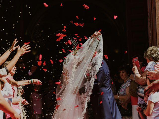 La boda de Tomás y Inmaculada en Tomelloso, Ciudad Real 25