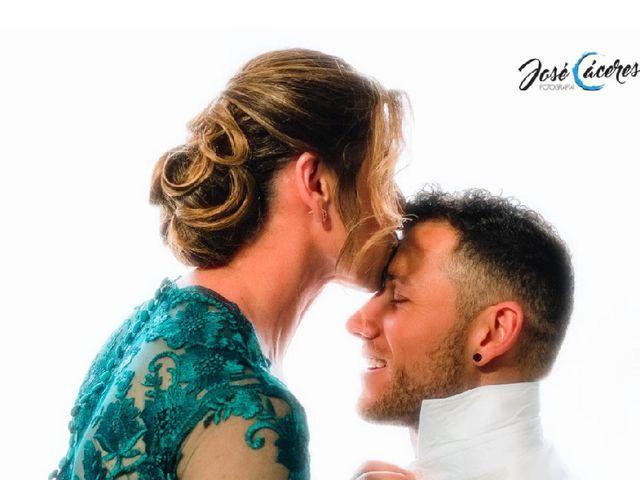 La boda de Jose Manuel  y Virginia  en Jerez De La Frontera, Cádiz 1