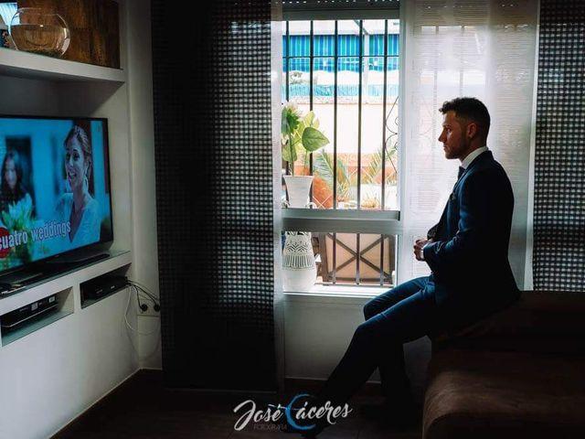 La boda de Jose Manuel  y Virginia  en Jerez De La Frontera, Cádiz 8