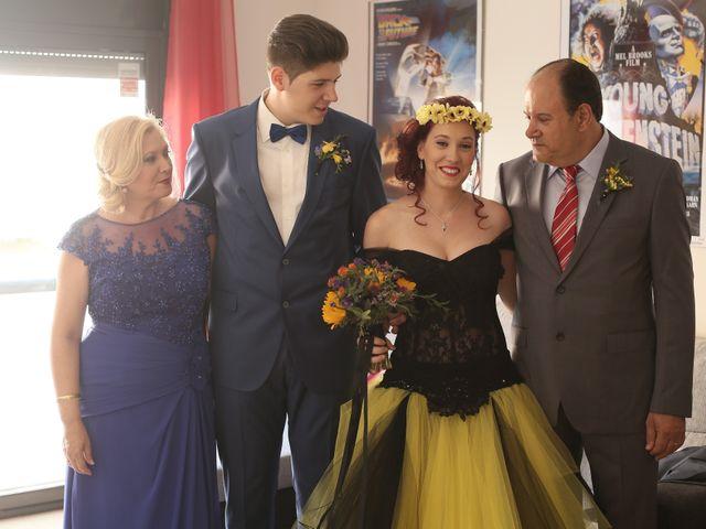La boda de Carlos y Estefanía en Santpedor, Barcelona 34