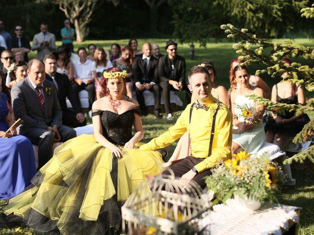 La boda de Carlos y Estefanía en Santpedor, Barcelona 43