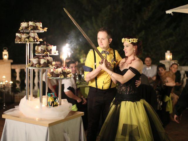 La boda de Carlos y Estefanía en Santpedor, Barcelona 109